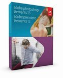 Adobe Photoshop en Premiere Elements 13 - Nederlands/ Windows