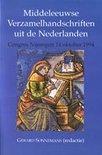 Middeleeuwse verzamelhandschriften uit de Nederlanden / druk 1