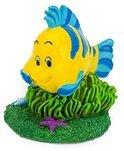 Ornament Kleine Zeemeermin Flounder Medium 7 x 9 x 8,3 cm
