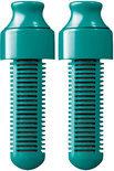 Bobble Filter voor Waterfles - Set van 2 stuks - Emerald