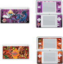 Nintendo Ds Bakugan Stickerset 2 Stuks