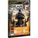 Microsoft Gears of War Xbox Live Gold Abonnement 12 + 2 Maanden Xbox 360