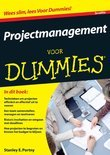 Projectmanagement voor Dummies