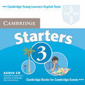 Cambridge Young Learners English Tests Starters 3 Audio CD