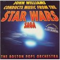 John Williams Conducts Music From The Star...