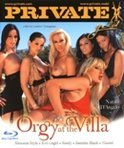 Orgy At The Villa