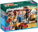 Playmobil Piratenbende met Wapenarsenaal - 5136