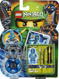 LEGO Ninjago NRG Jay - 9570