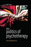 The Politics Of Psychotherapy