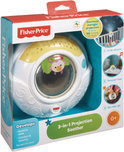 Fisher-Price 3-in-1 Muziekdoos - Babyprojector