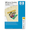 HP C6050A Iron-On T-Shirt Transfers - A4 / 10 Sht