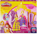 Play-Doh Disney Princess Mode Boutique glitter - Klei