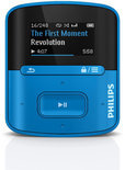 Philips - SA4RGA02BN Raga van 2 GB MP3-speler