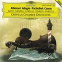 Albinoni: Adagio;  Pachelbel: Canon; etc / Orpheus CO