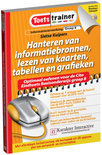 Toetstrainer Informatieverwerking, Hanteren van Informatie Bronnen, Lezen van Kaarten, Tabellen en Grafieken (Groep 8)