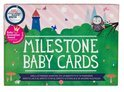 Milestone baby cards