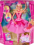 Barbie in de Roze Schoenen - Ballerina Kristyn