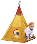 Clown Happy Town Wigwam Kindertent In Doos