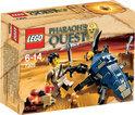 LEGO Pharaoh's Quest Aanval van de Scarabee - 7305