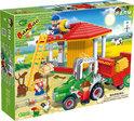 BanBao Boerderij Tractor & Opslag - 8573