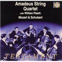 Mozart, Schubert / William Pleeth, Amadeus String Quartet