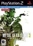 Metal Gear Solid 3, Snake Eater PS2