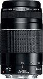 Canon EF 75-300mm - f/4-5.6 III - telezoom lens