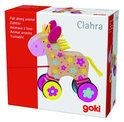 Goki Houten Trekdier Paard Clara