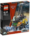 LEGO Cars 2 Boorplatform Ontsnapping - 9486