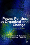 Power, Politics And Organizational Change