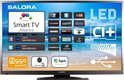 Salora 40LED8100CS - LED TV - 40 inch - Full HD - Internet TV - Zwart