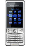 Sony Ericsson C510 - Radiation Silver