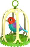 Digibird met kooi - Flora