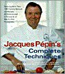 Jacques Pepin'S La Technique Complet