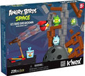K'Nex Angry Birds Space Ice Bird Breakdown Bouwset