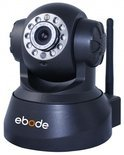 Ebode Draadloze IP camera