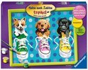 Ravensburger Puppies in Chucks
