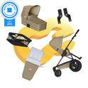Koelstra Binque Daily Pack - Kinderwagen Compleet - Zand