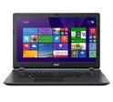 Aspire ES1-311-C03V Windows 8.1 with Bing 13i HD LE  D 16:9 Intel N2840 4GB Intel HD Graphics 320GB WLAN BGN Black QWERTY