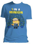 Verschrikkelijke Ikke (Despicable Me) 1 in a Minion T-shirt - Large