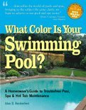 What Colour is Your Swimming Pool?