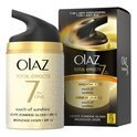 Olaz Total Effects Touch of sunshine licht zomerse gloed SPF 15 - Dagcrème