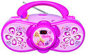 Barbie CD Boombox Radio Design