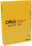 Microsoft Office Mac Home Student FamilyPack 2011 - 3 licenties / Nederlands
