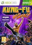 Kung Fu High Impact (Xbox Kinect)