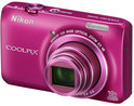 Nikon Coolpix S6300 - Roze