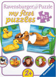 Ravensburger My First Puzzle - Lieve Dieren