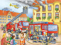 Ravensburger Puzzel - Brandweer