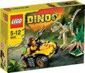 LEGO Dino Coelophysis Hinderlaag - 5882