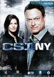 CSI: New York - Seizoen 9 (Deel 2)